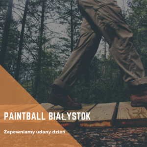 paintball bialystok